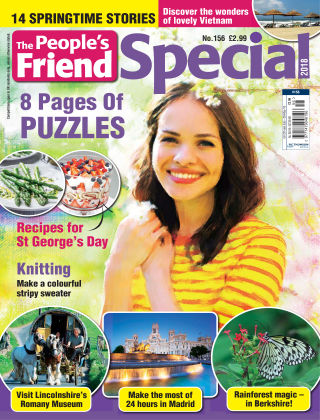The People's Friend Special Issue 156