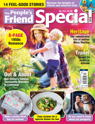The People's Friend Special Issue 157