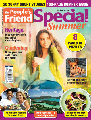 The People's Friend Special Issue 158