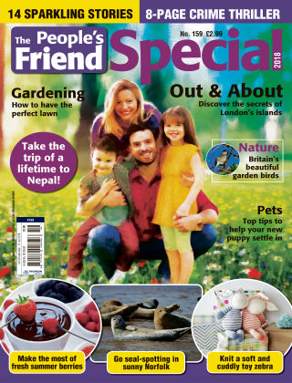 The People's Friend Special Issue 159