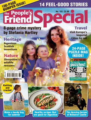 The People's Friend Special Issue 161