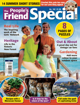 The People's Friend Special Issue 162