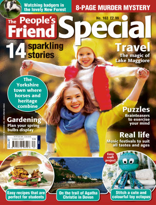 The People's Friend Special Issue 163