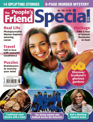 The People's Friend Special Issue 165