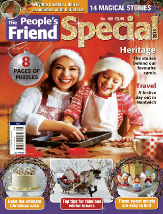 The People's Friend Special Issue 166