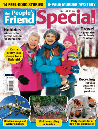 The People's Friend Special Issue 167
