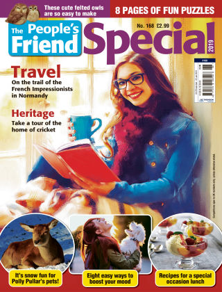 The People's Friend Special Issue 168