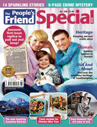 The People's Friend Special Issue 169