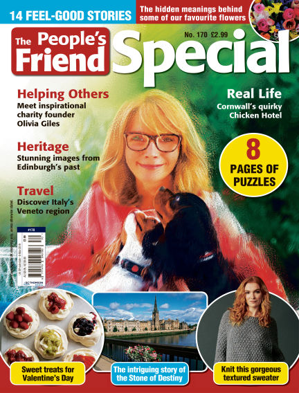 The People's Friend Special February 13, 2019 00:00