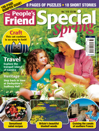 The People's Friend Special Issue 172