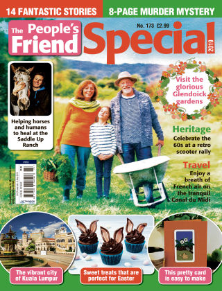 The People's Friend Special Issue 173