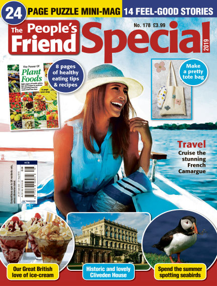 The People's Friend Special July 31, 2019 00:00