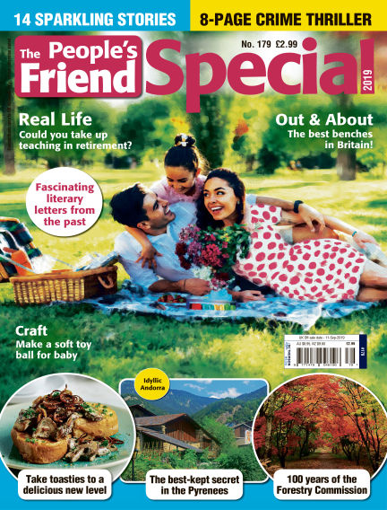 The People's Friend Special August 21, 2019 00:00
