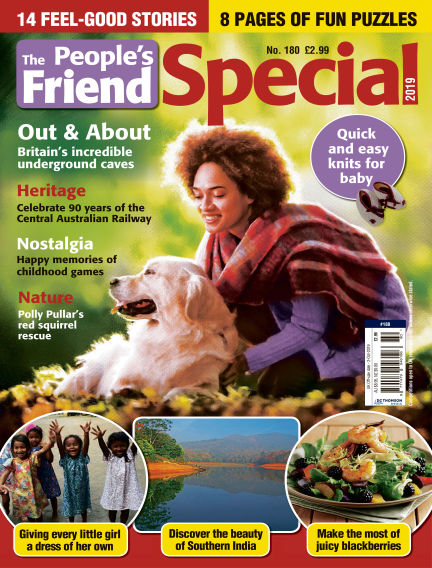 The People's Friend Special September 11, 2019 00:00