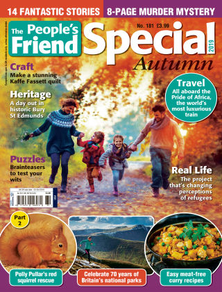 The People's Friend Special Issue 181