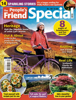 The People's Friend Special Issue 182