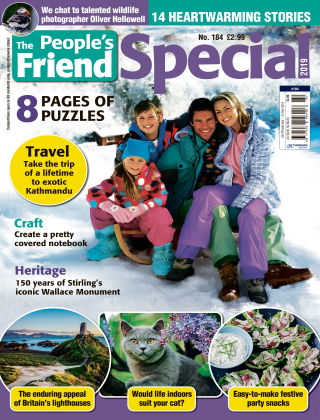 The People's Friend Special Issue 184