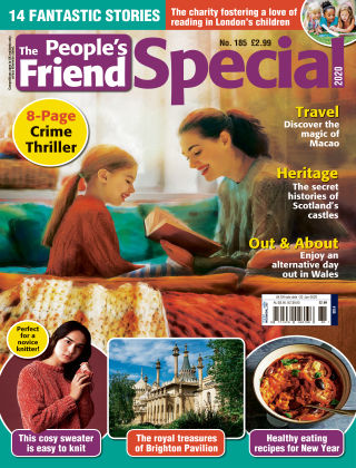 The People's Friend Special Issue 185