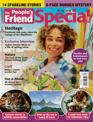 The People's Friend Special Issue 187