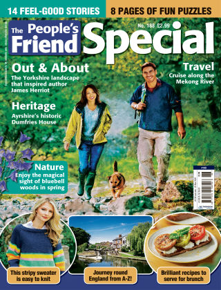 The People's Friend Special Issue 188