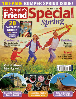 The People's Friend Special Issue 189