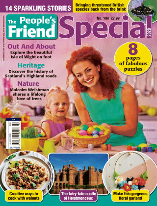 The People's Friend Special Issue 190