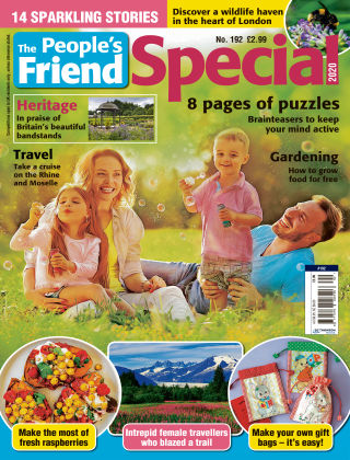 The People's Friend Special Issue 192