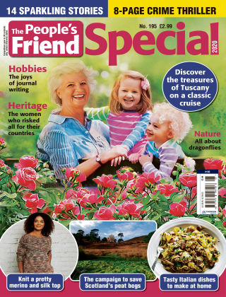 The People's Friend Special Issue 195
