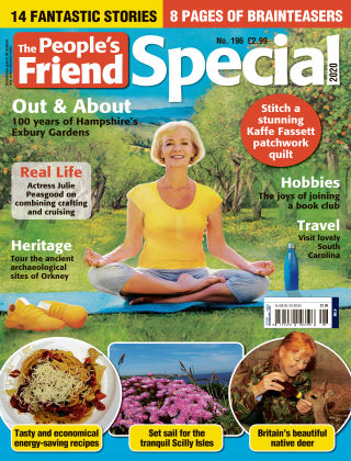 The People's Friend Special Issue 196