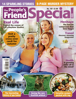 The People's Friend Special Issue 197