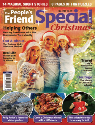 The People's Friend Special Issue 200
