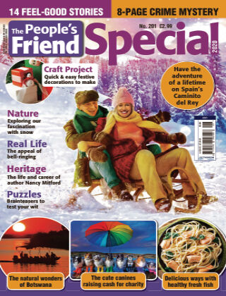 The People's Friend Special Issue 201