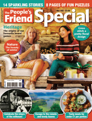 The People's Friend Special Issue 202