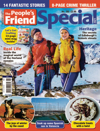 The People's Friend Special Issue 203