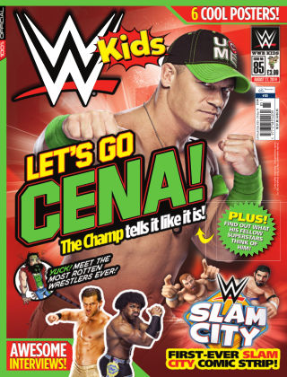 WWE Kids 85