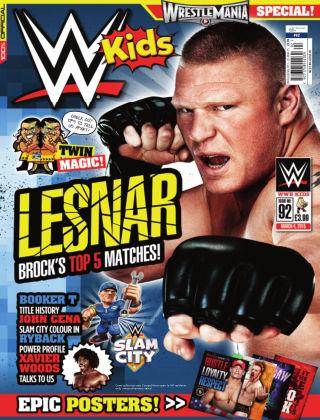 WWE Kids 92