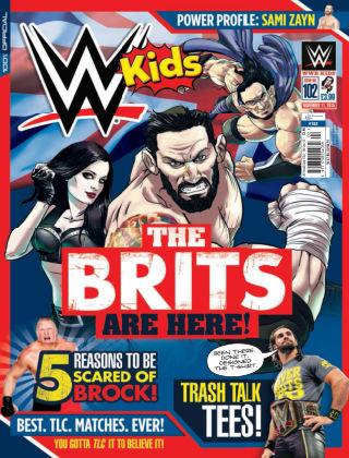 WWE Kids Issue 102