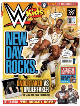 WWE Kids Issue 103