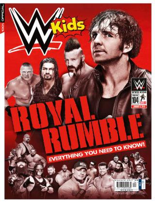 WWE Kids Issue 104