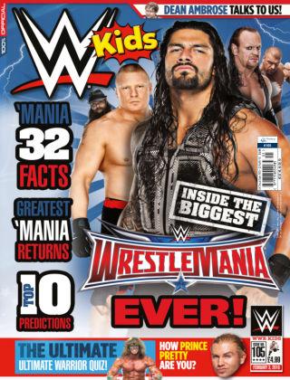 WWE Kids Issue 105