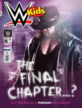 WWE Kids Issue 106