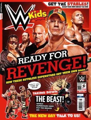 WWE Kids Issue 108