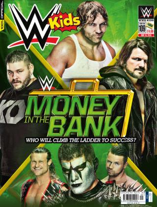 WWE Kids Issue 109