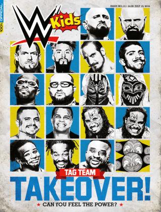 WWE Kids Issue 111