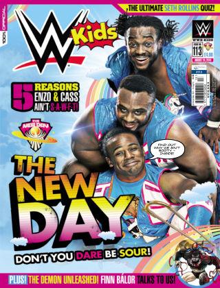 WWE Kids Issue 113