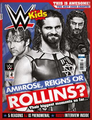 WWE Kids Issue 114