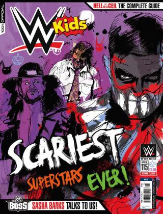 WWE Kids Issue 115
