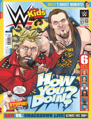 WWE Kids Issue 117