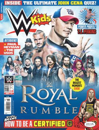 WWE Kids Issue 118