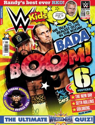 WWE Kids Issue 119